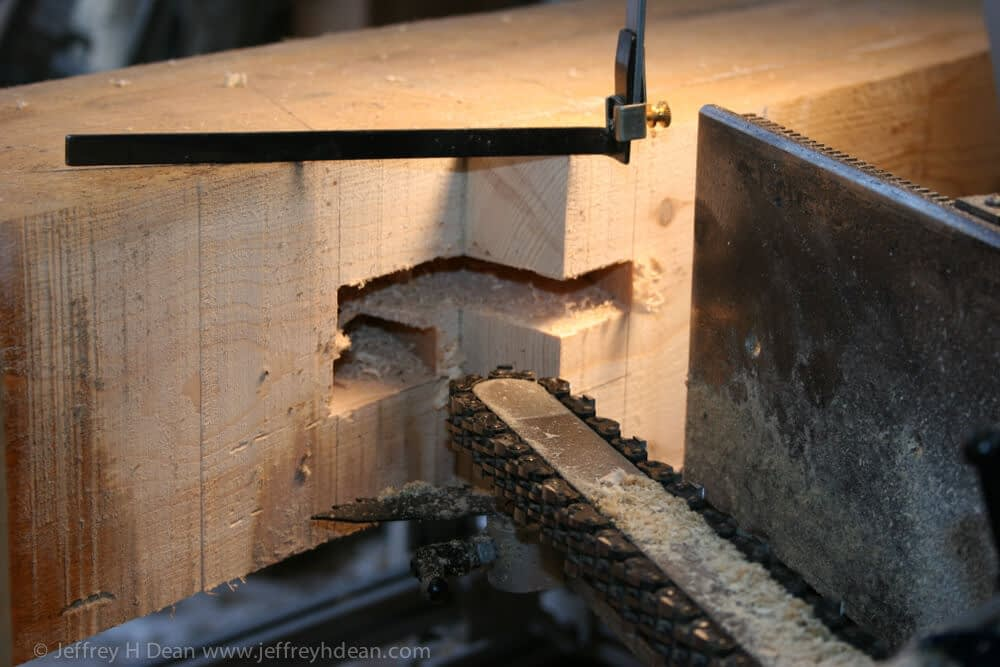 Timber Jig Timber Framing Tool